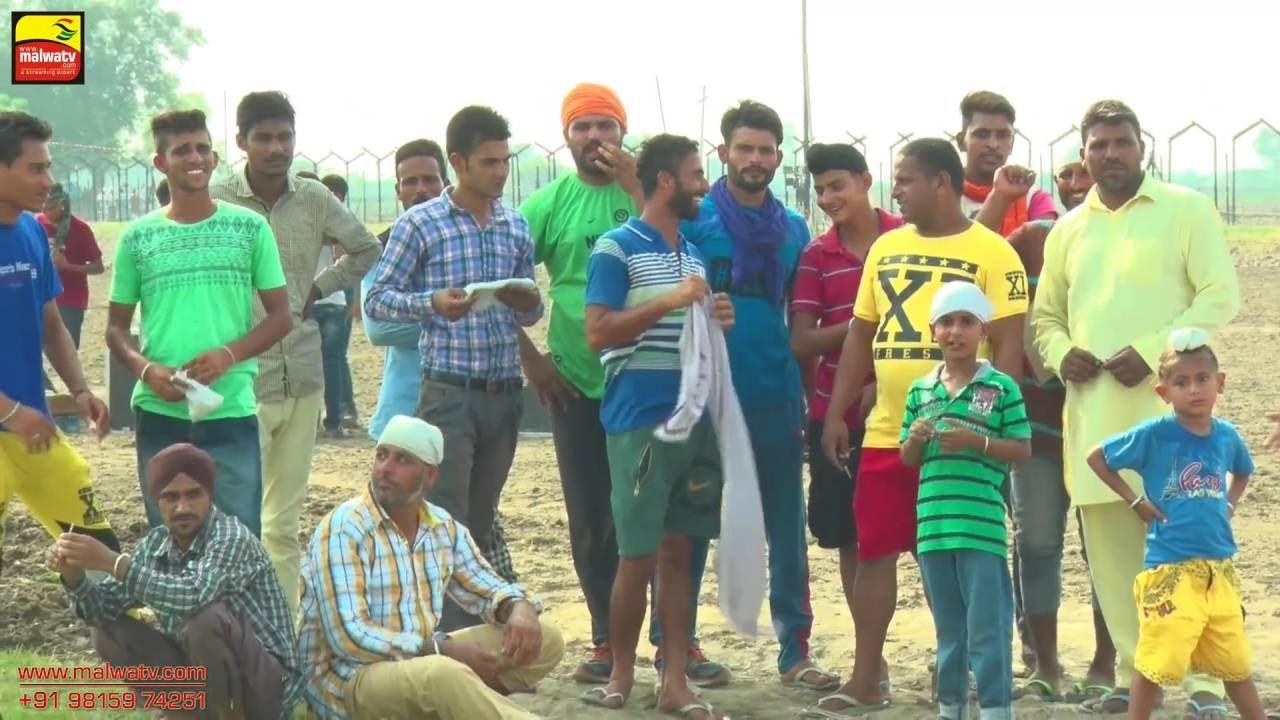 DAUKE (Tarn Taran Sahib) || BABA SHAHID SINGH JI JOD MELA - 2016 || MAHALLA & GATKA || Part 3rd