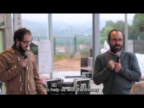 Mas de Noguera (ex of Renewable Energy installation) Multiplier Event Atzeneta 2015 (Spain) IN2RURAL