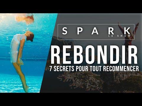 Rebondir - 7 Secrets pour tout recommencer I Franck Nicolas