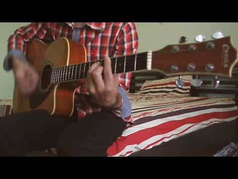 You Belong To My World While Guitar (OST-You Were Sleeping)