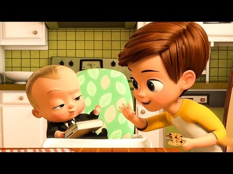 The Boss Baby Back In Business Official Trailer (2018) HD