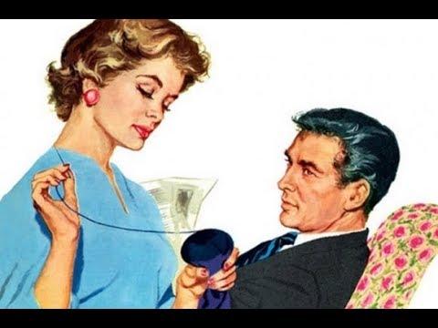 Как удержать мужа?  Вот что советовали женские журналы прошлого!