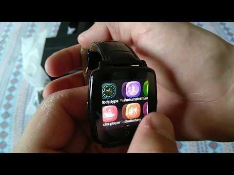 Ceas Smartwatch iUni U11C Plus - Unboxing