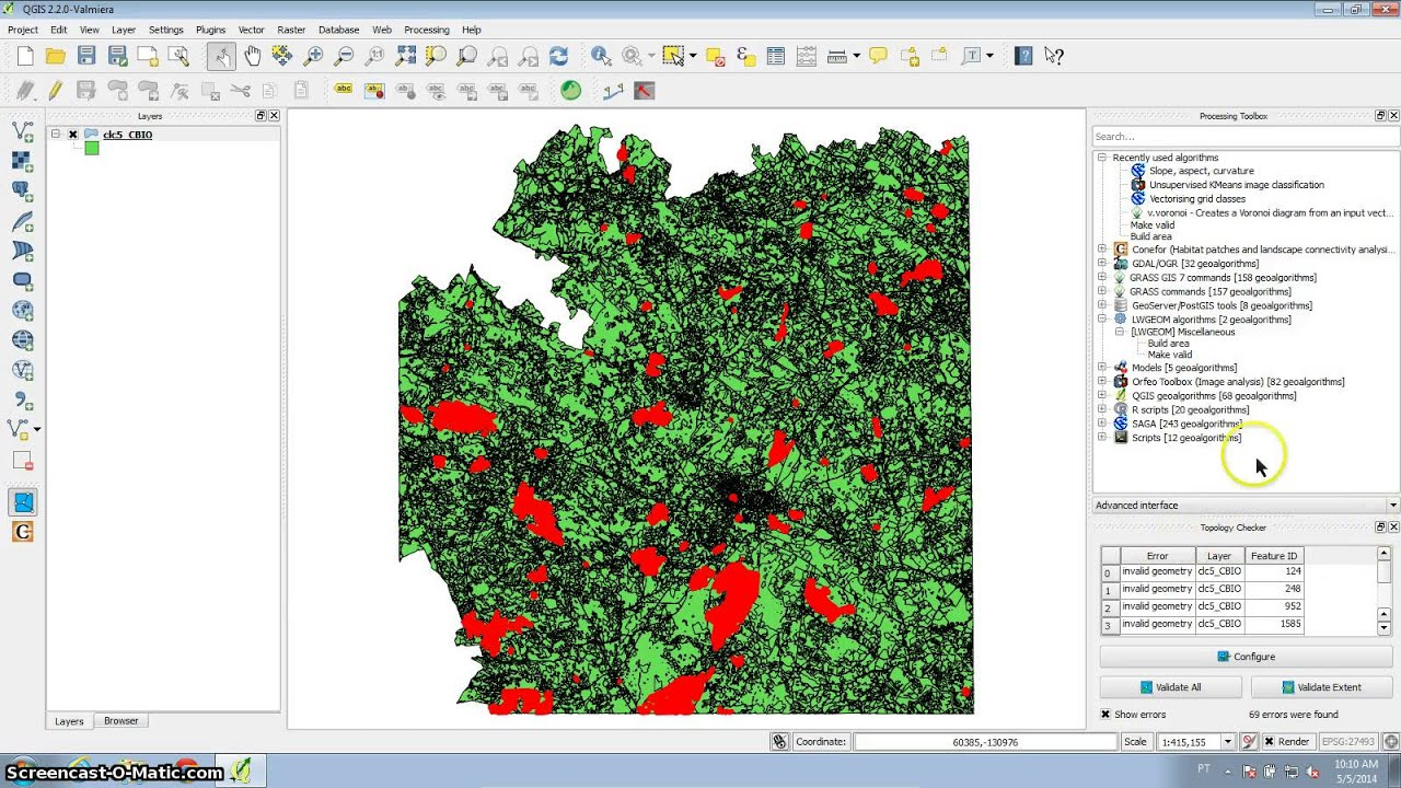 Shapefile (SHP) – Mango Help Centre