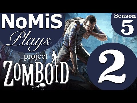 Let's Play Project Zomboid | Build 32 | S05 Ep. 2 - Welcome to the Neighbourhood