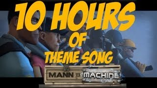 Repeat youtube video ►10 Hours of Team Fortress 2 MvM Extended Theme Song ♫