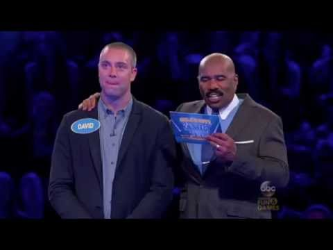 Jacoby on Family Feud - Rudy Theme