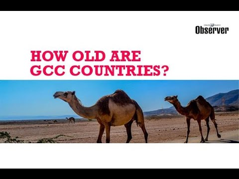 GCC Countries Are Older Than We Think