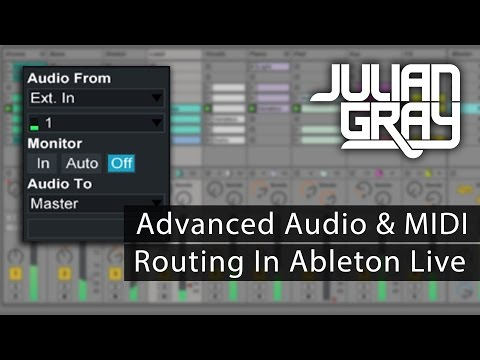How to use MIDI to Control Pitch in Autotune and Ableton