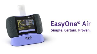 EasyOne Air - Portable & PC Spirometer
