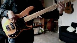 Bombtrack Bass Cover - Rage Against The Machine - Bombtrack - Bass Tuition Services