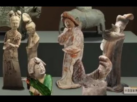 Chinese Antiques that Can Dance! Cutest video by Chinese Museums 第一届文物戏精大会
