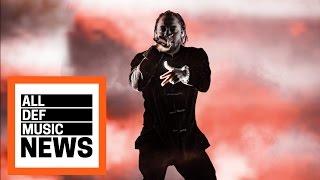 Kendrick Lamar Announces 'The DAMN. Tour'