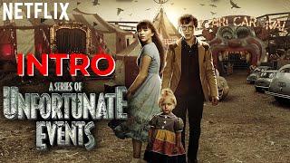 Una serie di sfortunati eventi - Sigla iniziale - Netflix [HD]