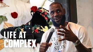 LEBRON JAMES TOOK OVER KITH LA! (NBA ASW PART 2) | #LIFEATCOMPLEX