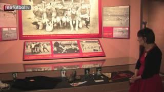 Los recuerdos de la Eurocopa de 1964 en el Museo de la Selección