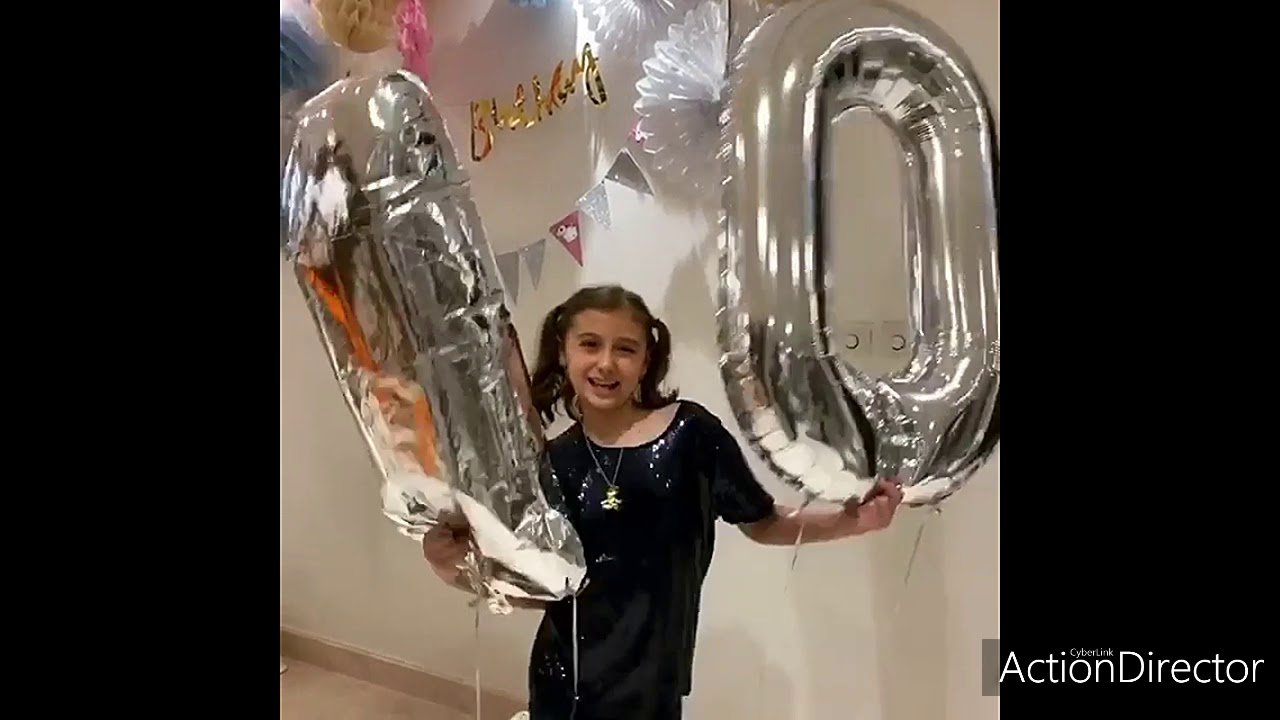 عيد ميلاد سعيد ايمان مشيع مشيع Happy Birthday Imane Youtube