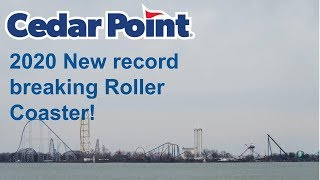 New for cedar point in 2020