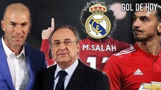 El millonario plan B del Madrid sin Neymar I Bombazo Zlatan ya tiene nuevo club