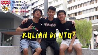 MAIN-MAIN DI NTU SINGAPORE! w/ bang Billykur & Lucas - NTU #1