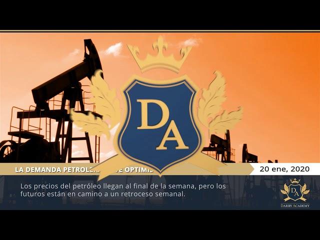 Darby Academy SP-Reseña diaria del mercado - 20.01.20