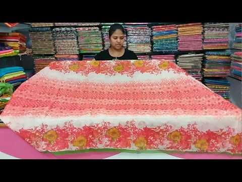 Munga Kota Sarees Price-740/- Episode-323 || Vigneshwara Silks || 9603938938, 7661976427