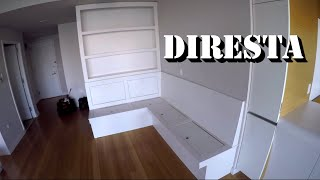 DiResta How to Build Bench Seating