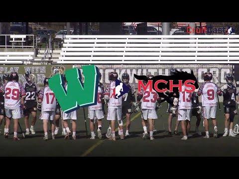 Weddington High School vs Middle Creek High School (Game Highlights)