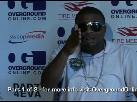 Gappy Ranks, Reggae Dancehall Interview (2009)