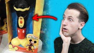 צעצועים מזעזעים שלא הייתם רוצים לקבל