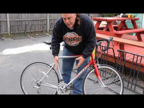 Touring Vs Road - Giant OCR Used Bike Check - BikemanforU