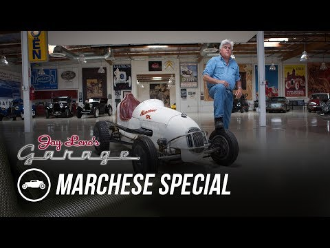 1947 Marchese Special - Jay Leno's Garage