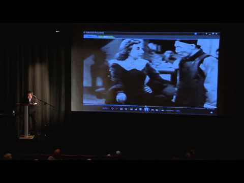 An Actress with a Thousand Names: A Lecture by Inuhiko Yomota