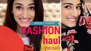 shein and romwe video