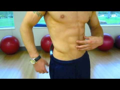 Get Abs at work!