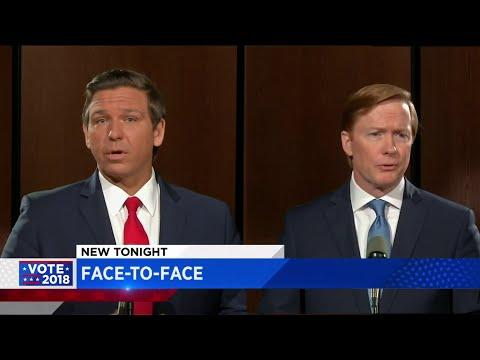 Putnam, DeSantis face off in final Republican debate
