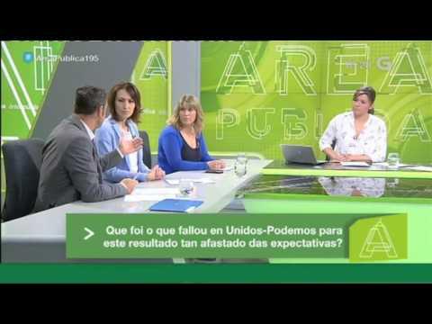 Carmen Santos | TVG | Área pública ( Intervenciones Completas )