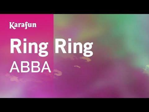Karaoke Ring Ring - ABBA *