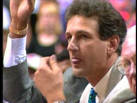Last 1 minute of 1993 NBA finals game 6