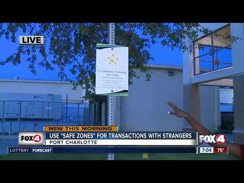 Safe Zones established for Charlotte Co. e-commerce