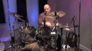 Heavy Rock Drum Play-Along #1 - Drum Play-Along