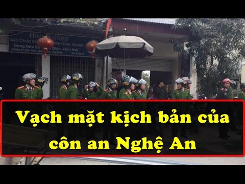 Bất ngờ: Một CSCĐ vạch mặt kịch bản đàn áp ngư dân kiện Formosa của CA tỉnh Nghệ An [108Tv]