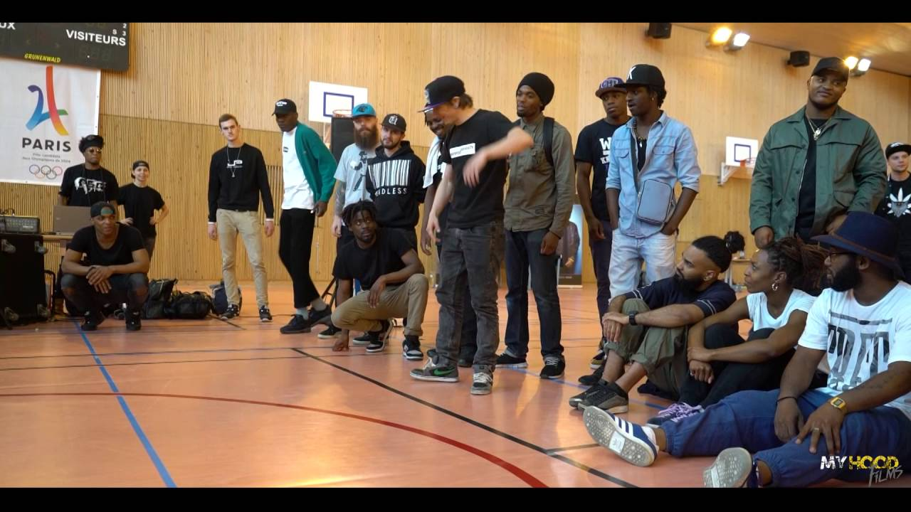 UGLY FATE VS BOY JAMSY 1/16 FINAL | Hip Hop vs Krump ...