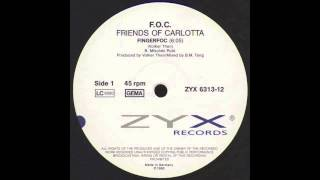 F.O.C. Friends Of Carlotta -- Fingerfoc (1990)