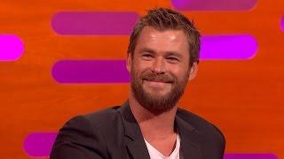 Chris Hemsworth's Thor joke - The Graham Norton Show: Series 19 Episode 2 Preview - BBC One