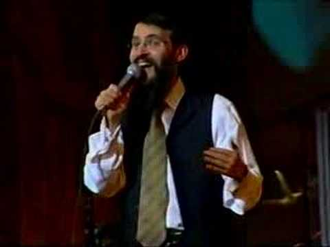 Avraham Fried at the Hebron Concert 2001 Part 6