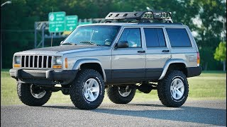 Davis AutoSports DAS CHEROKEE XJ SPORT / STAGE 2 BUILD / NEW LETHER AND MORE / FOR SALE