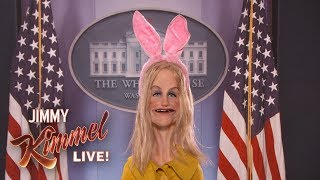 Kellyanne Conway on Being the #1 White House Leaker