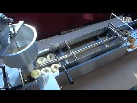 Donut Making Machine CNM Machinery