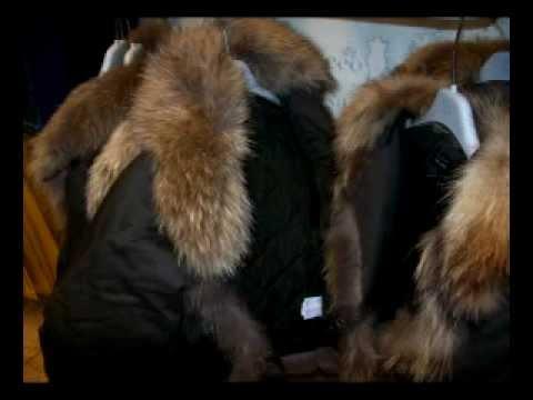 Per un collo di pelliccia, only to make a fur garment